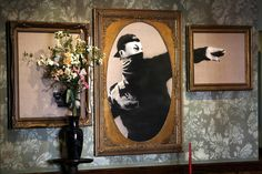 21 Politically Subversive Views From Inside Banksy's New Hotel