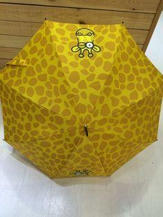 Paraguas Kukuxumusu jirafa. www.patasarribashop.com