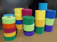 Nylon Chiffon in precut rolls for making things like a chiffon tutu