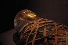 Infrared Imaging Reveals Female Egyptian Mummy Was Covered in Tattoos