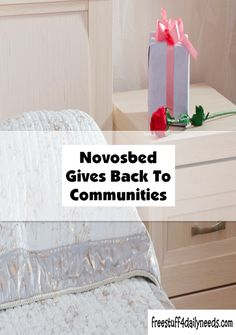 Novosbed gives back to communities by repurposing warranty returned beds to the less fortunate in your community. Read more about this initiative. Giving Back, Jesus Quotes, Free Stuff, Repurposing, Beds, Community, Bedding, Jesus Christ Quotes, Bed
