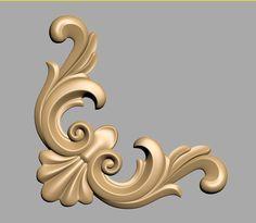 Wood Carving Designs, Wood Carving Patterns, Wood Patterns, Stencil Decor, Baroque Decor, Sword Design, Wooden Door Design, Borders For Paper, Ornaments Design