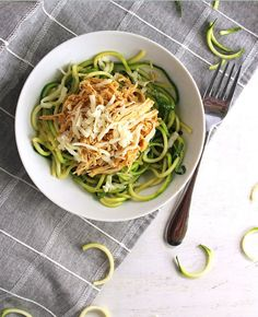 21. Garlic Zucchini Noodles #healthy #clean #recipes http://greatist.com/eat/clean-eating-recipes-that-taste-amazing