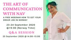 #norway #oslo #workfromhome #nav #immigration Norway Oslo, 24 September, Dream Job, Dreaming Of You, You Got This, Communication, Finding Yourself, How To Get, Blog