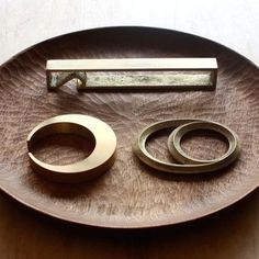These chic and stylish pieces are not fashion accessories. The Poketo Brass Bottle Opener adds a touch of class to any bar cart even if you are serving cheap booze! The bottle openers are stylish enough to be left out for display, just don't expect party guests to recognize them as a bottle opener.