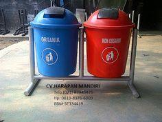 CV.HARAPAN MANDIRI: Jual Produk Tempat Sampah Fiberglass