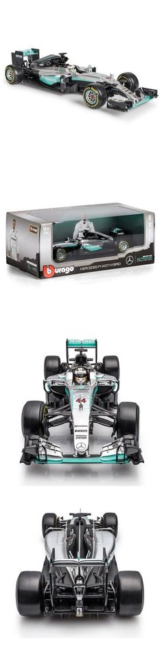 Formula 1 Cars 180270: Bburago 1:18 Mercedes Amg F1 2016 Season (Hamilton) Collectable Diecast Car -> BUY IT NOW ONLY: $61.23 on eBay!