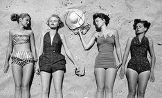 El deleite en el eMundo - published by TheGeneralRaphax on day - page 1 of 1 1950s Fashion, Vintage Fashion, Old Time Religion, Dalida, Gymnastics Photography, Lindbergh, Pulls, Warm Weather, Blouse