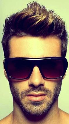 Cool Brushed Up Hairstyle