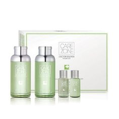 Korean Cosmetics_LG Carezone Doctor Solution PCure Tuning Gift Set *** You can find out more details at the affiliate link of the image. Korean Skincare, Beauty Skin, Skin Care Tips, The Cure, Personal Care, Cosmetics, Bottle, Health, Gifts