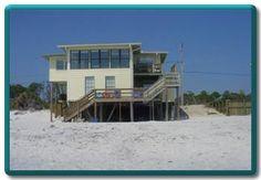 Alligator Point, Florida beachfront homes