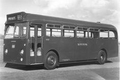 AEC reliance -Willowbrook JCN 855 Northern Bus Photo | eBay