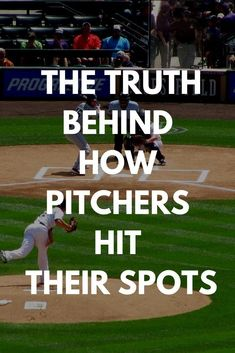 57ec0fd35df166 How pitchers actually hit their spots in baseball Baseball Videos, Baseball  Tips, Baseball Quotes