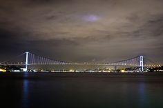 Bosphorus Bridge by Ozan Şafak on 500px