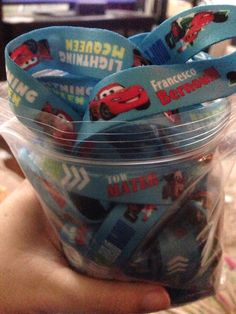 Lanyards for the VIP Pit Pass