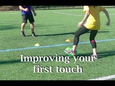 Check Out This Article On Footy That Offers Many Great Tips. If you want to improve your footy game, the tips below are a great way to start. You need practice and passion to be good at football. Soccer Practice Drills, Soccer Training Drills, Soccer Drills For Kids, Soccer Workouts, Football Drills, Good Soccer Players, Soccer Skills, Soccer Coaching, Youth Soccer