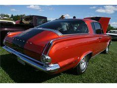 1964 Plymouth Barracuda  #cars #coches #carros