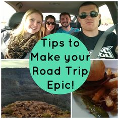 Road Trip Tips! - Create Bake Celebrate