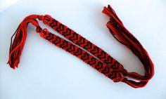 Custom Heart Friendship Bracelet by ClamBoneBracelets on Etsy