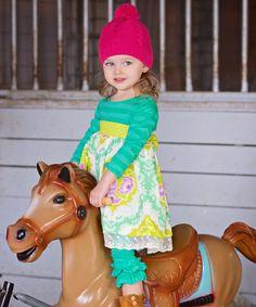 Jade Sasha Dress - Toddler & Girls