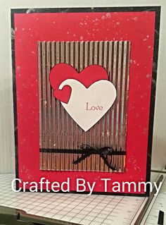 Crafted By Tammy: Inspired and CASEd