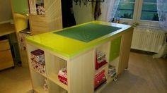 Jeder kennt 'Kallax'-Regale von IKEA! Hier sind 12 großartige DIY-Ideen mit Kallax-Regalen! - DIY Bastelideen