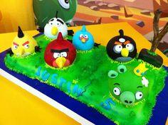 torta angry bird