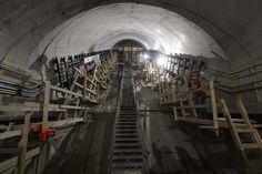 subway tunnel wall cable - Поиск в Google