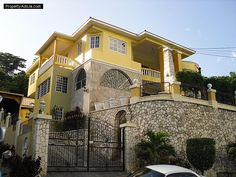 The new home designs latest modern homes designs jamaica is designed ...