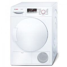 Buy Bosch Sensor Condenser Tumble Dryer, Load, B Energy Rating, White from our Tumble Dryers range at John Lewis & Partners. Stacked Washer Dryer, Washer And Dryer, Spin Dryers, Tumble Dryers, Bosch Appliances, John Lewis, Washing Machine, How To Find Out