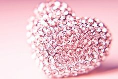 sparkly heart