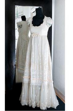 Vestido de Marcela Mansergas