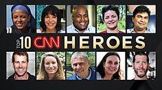 The 2016 Top 10 CNN Heroes