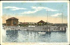 Albany Yacht Club & Recreation Pier