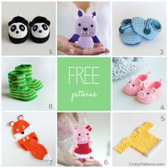 FREE Crochet Pattern by Croby Patterns