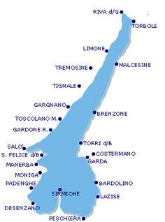 Afbeeldingsresultaat voor gardameer Riva Del Garda, Places In Italy, Lake Garda, Going On Holiday, Visit Italy, Lake Como, Falling In Love, 3