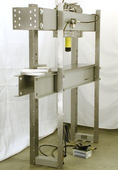DAVE PROPST ARTICLES - H-Frame Hydraulic Press