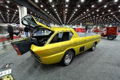 Hot Wheels! 1966 Dodge Deora 2 at Detroit Autorama