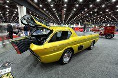 Hot Wheels! 1966 Dodge Deora 2 at Detroit Autorama