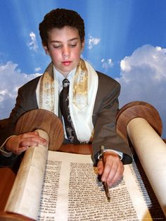 Becoming a Bar or Bat Mitzvah is a meaningful and joyous part of a student's religious growth. Our Bar or Bat Mitzvah services are filled with music and the bar or bat mitsvah student leads most of the service. A highlight is the young person's address to the congregation, based upon his or her own understanding of the Torah text. Family members are also invited to participate. We are committed to the full inclusion of non-jewish parents and other family members in the service.