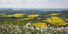 6 einzigartige Plätze im Eichsfeld-Hainich-Werratal
