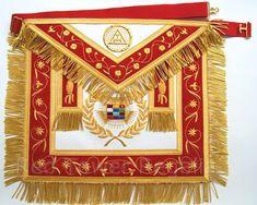 Past Grand High Priest Apron