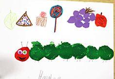 smART Class: Marshmallow Caterpillars and Emergent Curriculum