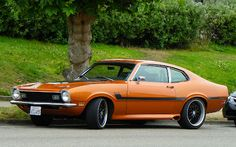 Maverick. Not a big Ford fan but this car is very well done!