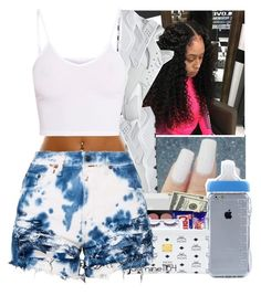 1183 by jasmine1164 on Polyvore featuring polyvore, fashion, style, BasicGrey, NIKE and clothing