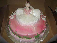 Ballerina Birthday Cake | Ballerina — Children's Birthday Cakes