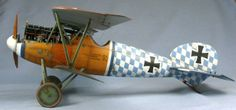 1/32 Wingnut Wings Albatros DVa - An Online Magazine Devoted to Scale Aircraft Modelling