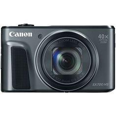 CANON 1070C001 20.3-Megapixel PowerShot(R) SX720 HS Digital Camera