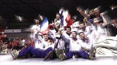 Video du titre FIRS 2014 de champions du monde de Roller Hockey de l'équipe de France Junior.  Vidéo relating France Junior Team wining 2014 - FIRS world championship.