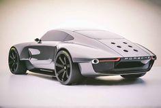 The Porsche 901 Concept Car is How You Design Your Own Porsche - Supercompressor.com